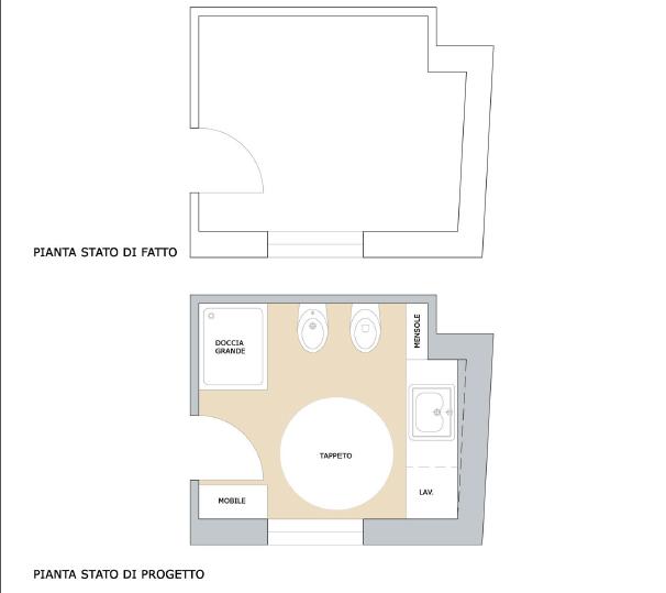 Bagno: l\'arredo diventa mini - Casa & Design