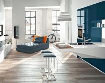 chiedi all'architetto - casa & design - Come Arredare Un Soggiorno Stretto E Lungo