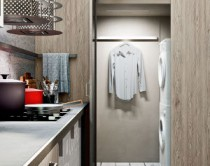 Angolo Lavanderia Terrazzo : Come ricavare un angolo lavanderia casa design