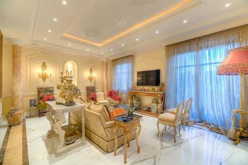 Montecarlo 001 casa design for Case di lusso roma