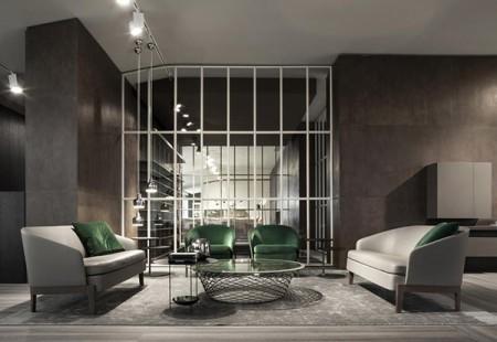 Molteni inaugura a giussano casa design - Progetto casa giussano ...