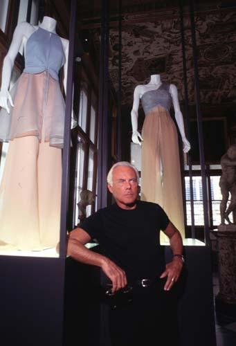 Biennale della moda fra abiti da sogno e star casa design for Giorgio armani architetto