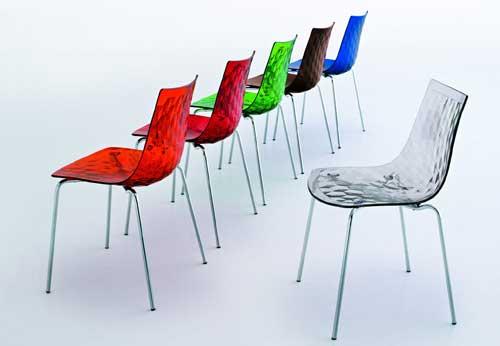 Le sedie da tavolo: pranzo e altri usi - Casa & Design