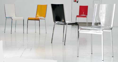 le sedie da tavolo: pranzo e altri usi - casa & design - Sedie Tavolo Pranzo