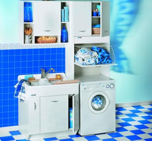 Spazio lavanderia casa design for Lavanderia in casa