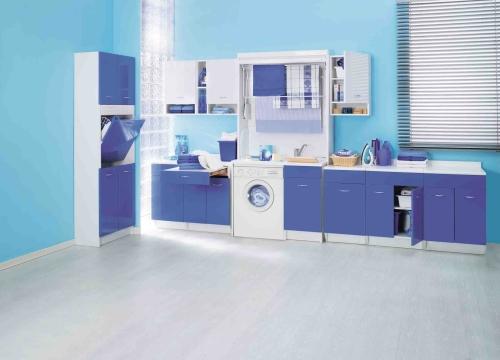 Spazio lavanderia casa design - Mobili per lavanderia di casa ...