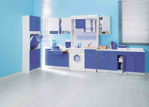 Spazio lavanderia casa design - Mobili per lavanderia casa ...