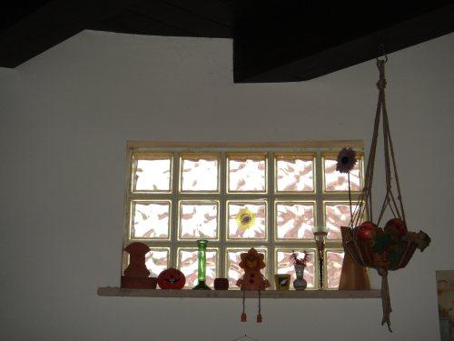 Silos prima e dopo casa design - Finestra in vetrocemento ...