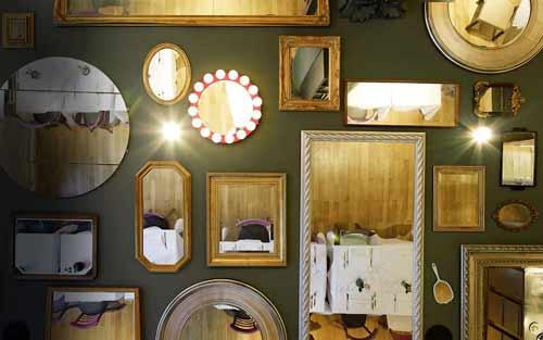 Specchi e specchianti casa design - Specchi per casa ...