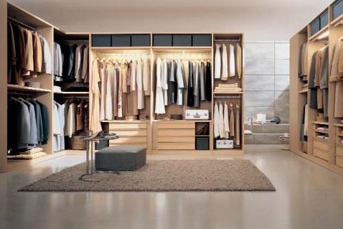 Armadi e cabine armadio casa design - Interni per cabine armadio ...