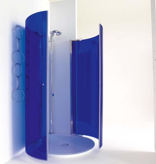 Arredi in cristalplant casa design - Box doccia colorati ...