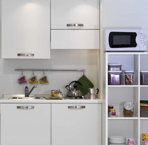 Le cucine formato pocket casa design for Emmelunga catalogo