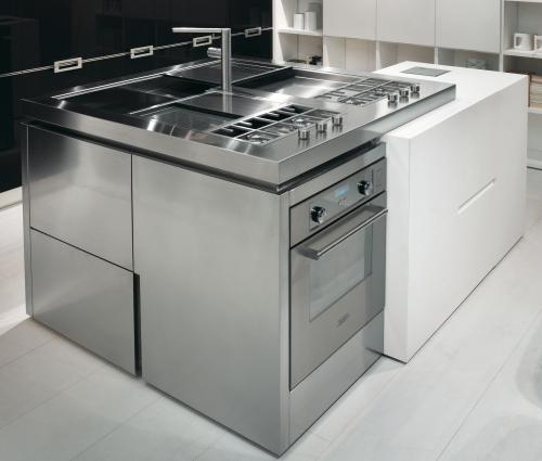 le cucine formato pocket - casa & design - Cucine Salvarani Prezzi