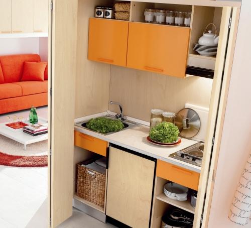 le cucine formato pocket - casa & design - Cucine Compatte Design