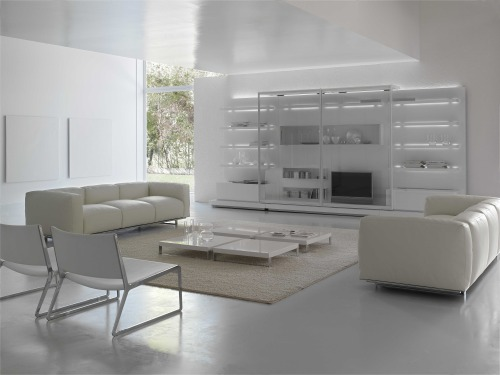 Interior design soggiorno 2009 - Casa & Design