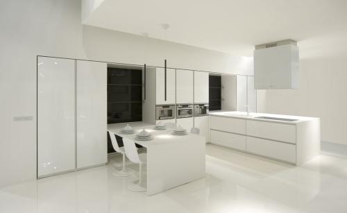Interior design cucina 2009 - Casa & Design