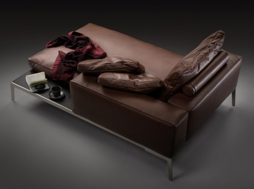 Chaise longue e dormeuse casa design - Porta telecomandi da divano ...