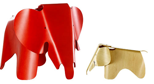 Finalista sezione VARIE: Elephant di Vitra