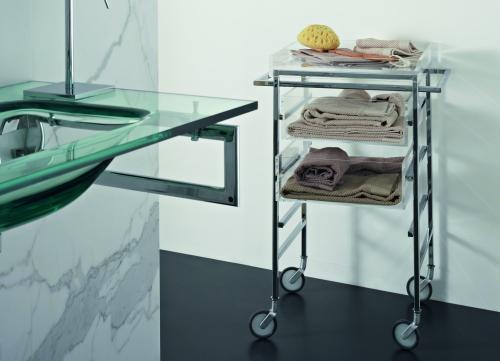 Portasciugamani Bagno Design : Cubik mobili da bagno moderni per arredo bagno di design ideagroup