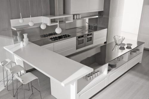 Le nuove fotogallerie la cucina casa design - Ged cucine treviso ...
