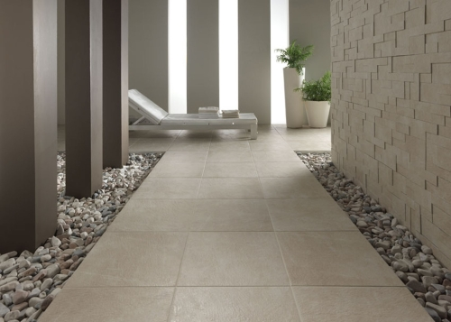 Le piastrelle per esterni casa design - Piastrelle per salone ...