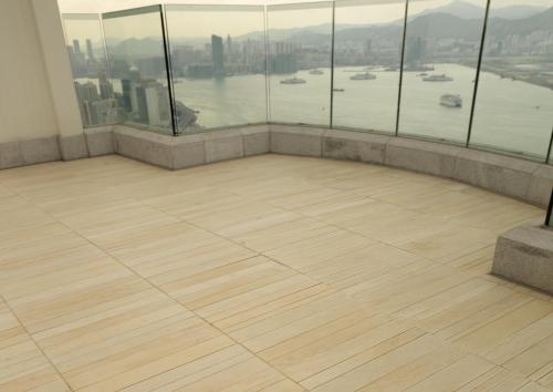 Le piastrelle per esterni casa & design