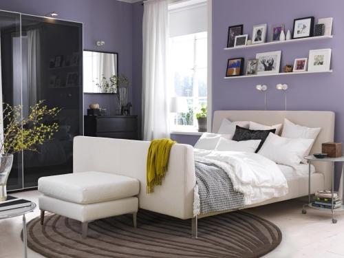Le nuove fotogallerie la camera da letto casa design for Camere da letto ikea 2017
