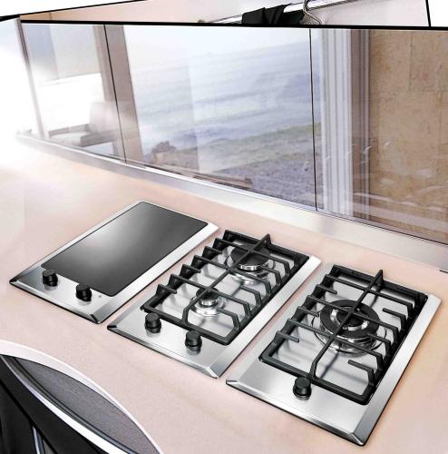 I piani cottura su misura casa design - Piani cottura design ...