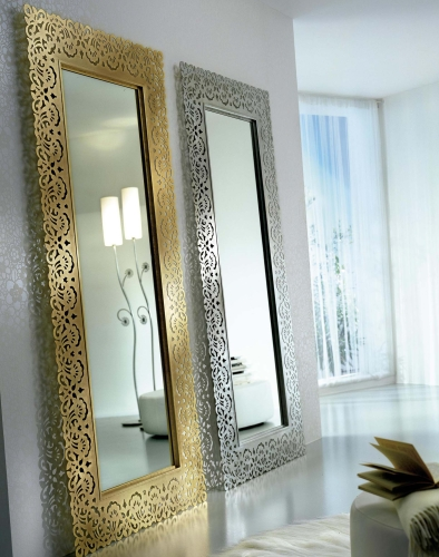 Gli specchi casa design - Ikea specchi da parete ...