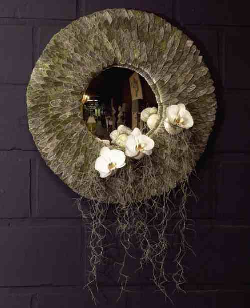 Quando lo specchio si veste di natura