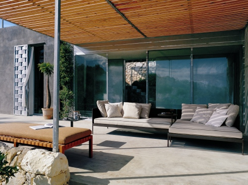 L outdoor secondo rodolfo dordoni casa design for Patio arreda