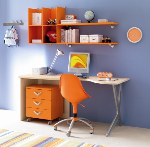 L\'angolo studio per ragazzi - Casa & Design