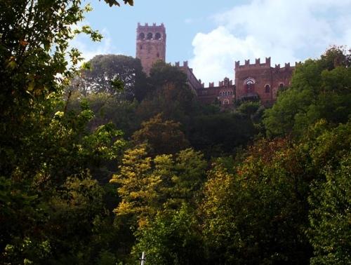 Il Castello di Camino, nel Monferrato, opzionato per tre mesi da Leonardo Di Caprio. La cifra? Top secret