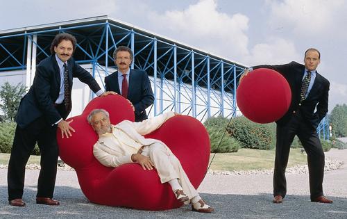 B&B Italia torna in famiglia - Casa & Design