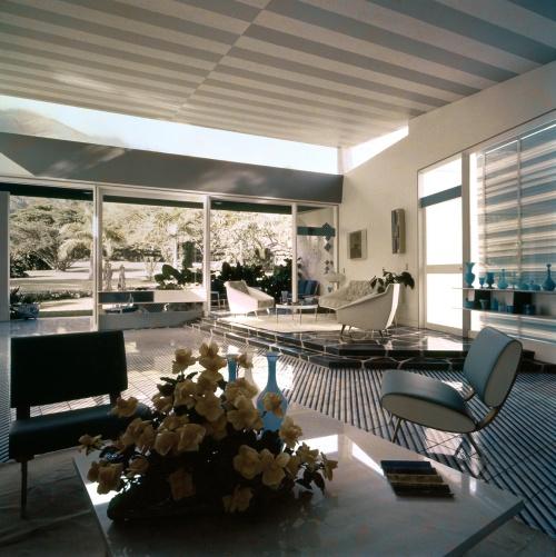 Appartamento Ponti in via Dezza, Milano, 1957, Gio Ponti Archives - Milano