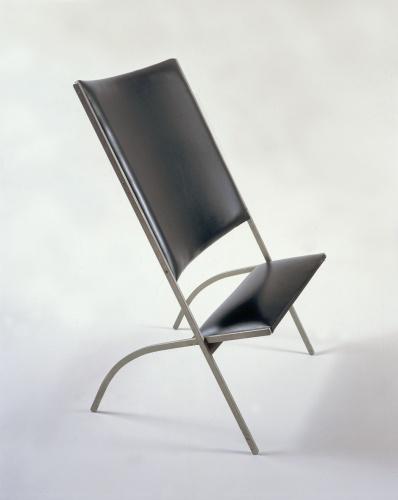 Sedia di poco sedile, prototipo della ditta Walter Ponti, 1971, Gio Ponti Archives - Milano