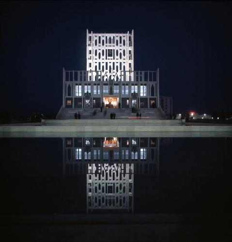 Cattedrale della Gran Madre Taranto 1971