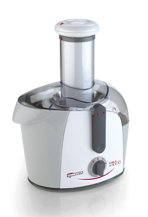 Natural Juice 1000 di Termozeta, centrifuga per succhi di frutta e verdura, costa 56 euro