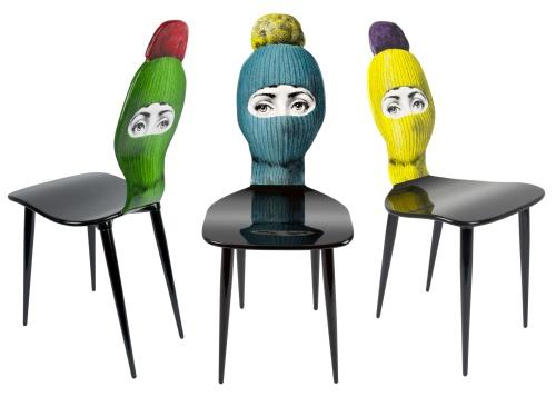 Corpo a corpo casa design for Fornasetti mobili