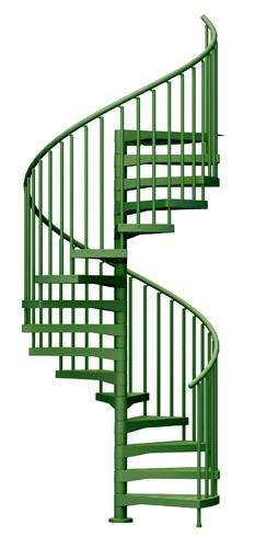 In tecnopolimero, le scale Techne di Fontanot possono essere acquistate sul sito, dove c?è un configuratore per progettare quella più adatta alle proprie esigenze. In foto il modello Linear da 1.877 euro. Technestairs