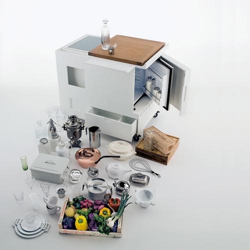 Sos ristrutturazioni: idee per mini cucine - Casa & Design