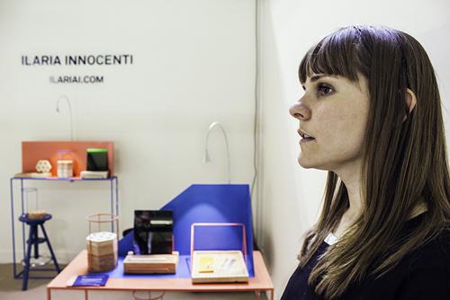 Ilaria Innocenti, Italia