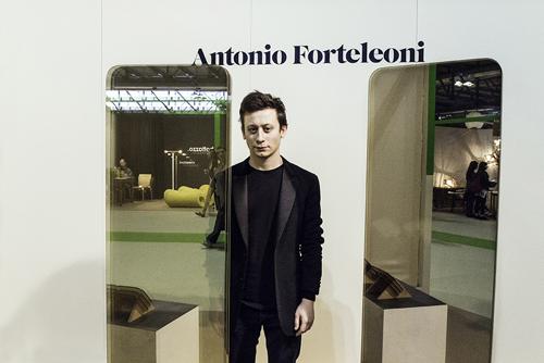Antonio Forteleoni, Italia