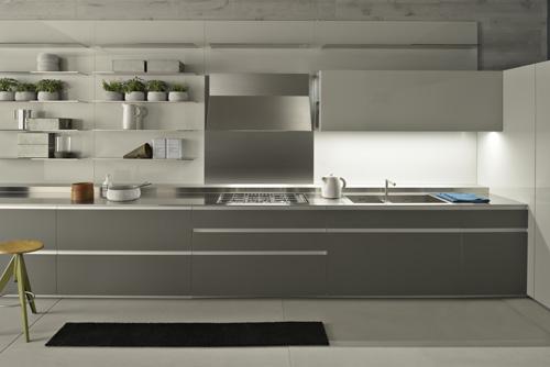 Colore e hi-tech: la cucina è servita - Casa & Design