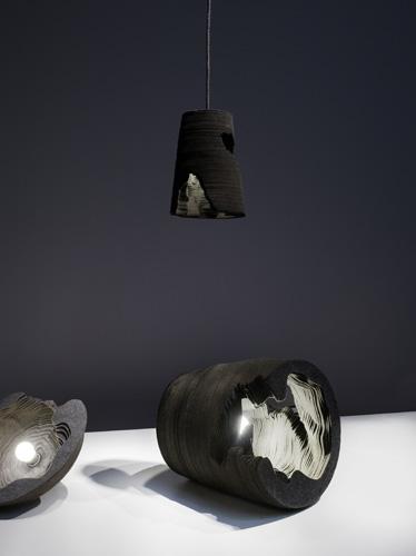 Lampada di Snarkitecture per The Woolmark Company