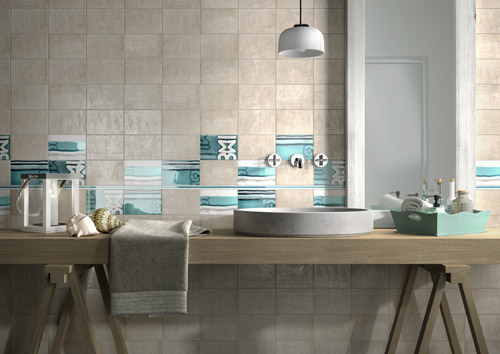 A bologna la piastrella su misura casa design for Arredo bagno imola