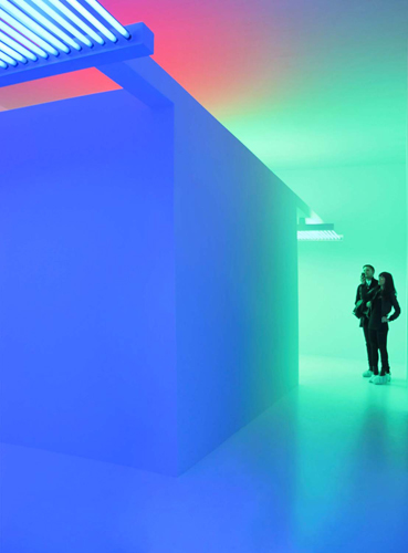Carlos Cruz-Diez, Chromosaturation 2010