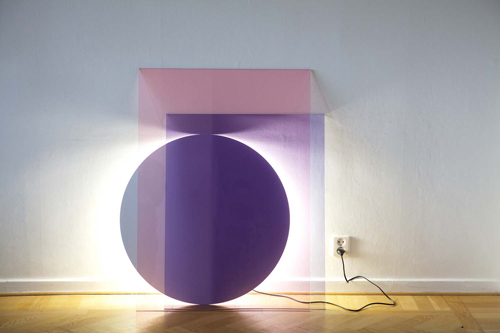 Daniel Rybakken, Andreas Engesvik, Colour Light per Ligne Roset, 2011