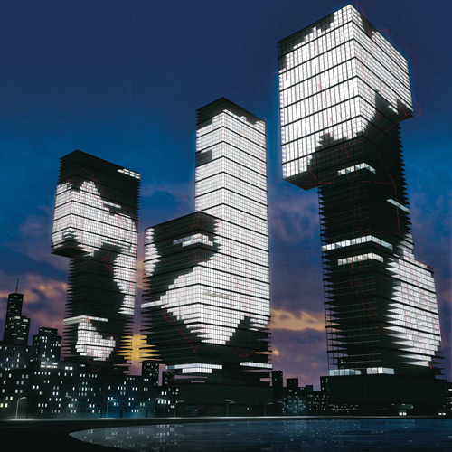 Edifici luminosi
