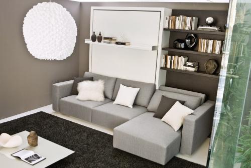 Ospiti sistemiamoli per le feste casa design - Divano con mobile incorporato ...
